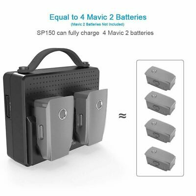 SMATREE SP150 MAVIC 2 QUICK CHARGE BATTERY BANK Quick charger multi charger