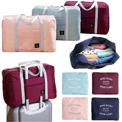 Lightweight Waterproof Travel Luggage Bag For Spirit Airlines Foldable Travel on