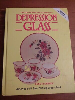 Collector's Encyclopedia of Depression Glass - 8th Edition
