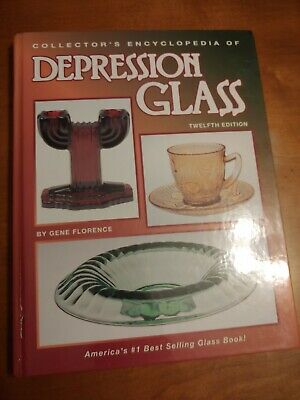 Collector's Encyclopedia of Depression Glass - 12th Edition, Autographed