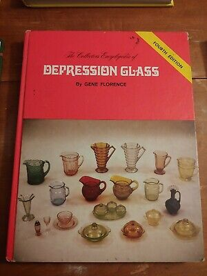 Collector's Encyclopedia of Depression Glass - 4th Edition