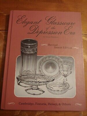Elegant Glassware of the Depression Era, Revised 4th Edition
