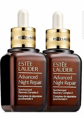 2X Estee Lauder Advanced Night Repair Synchronized Recovery Serum 100ml