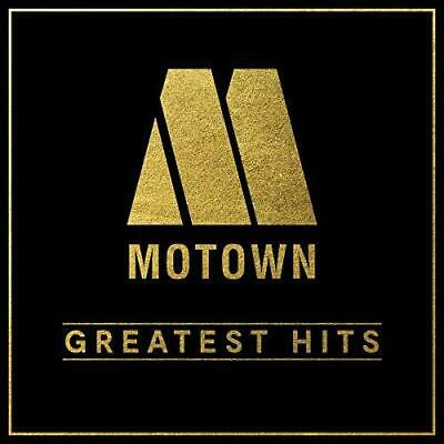 Motown Greatest Hits - Various Artists (NEW 3CD)