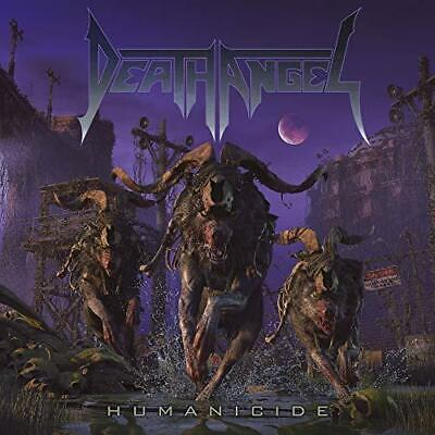 Death Angel - Humanicide (NEW CD)