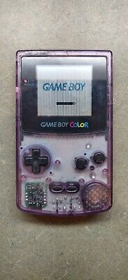 Nintendo Game Boy Color Handheld Console - Atomic Purple