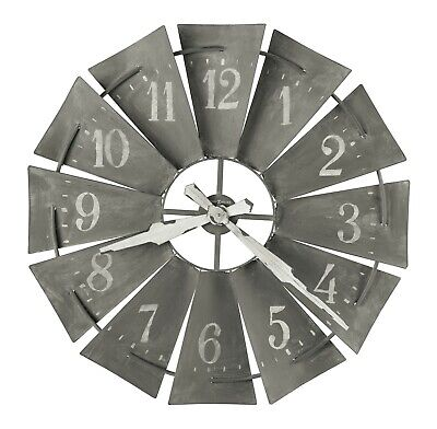 "625-671 New Howard Miller 34' Wall Clock ""Windmill Wall""    625671"