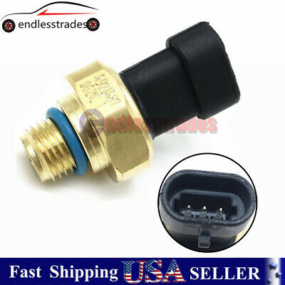 NEW CUMMINS OIL pressure sensor 3015237 double connection