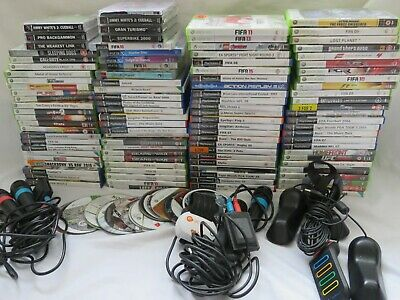 Joblot Playstation Ps2 Xbox 360 Wii Games Carboot Resell See Our 99P Auctions