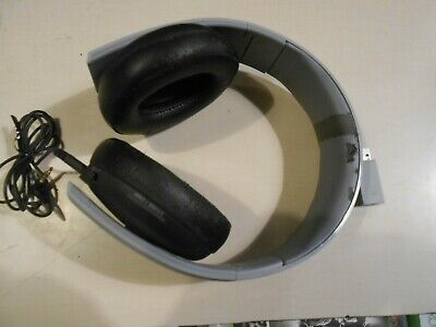 Sony PlayStation Gold 20th Anniversary Edition Stereo Wireless Headset w/ Dongle