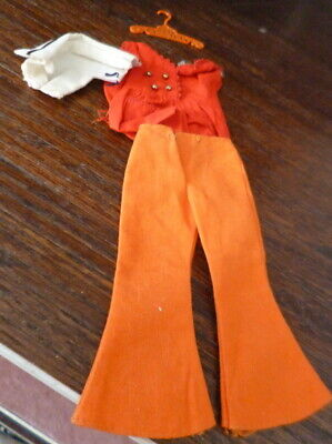 Barbie Vtg 1963 Tagged Skipper Mod Clothing & Hanger