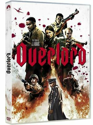Overlord (DVD, 2019) New & Sealed FREE Ship!