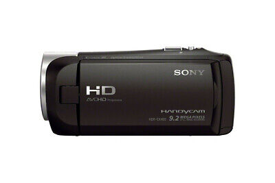 Sony Handycam HDRCX405 Pocket Camcorder - Black