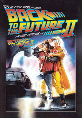 Back To The Future Part Ii (2) (Bilingual) (Dvd)