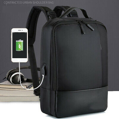 Premium Anti-theft Laptop Backpack with USB Port Water Repellent Travel School