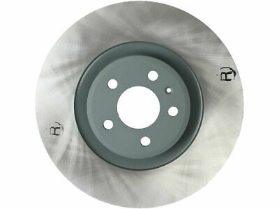 For Porsche Macan 15-17 Front Right 350mm Disc Brake Rotor Vented Sebro 205874C