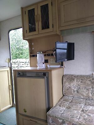 Bailey 2 berth touring caravan