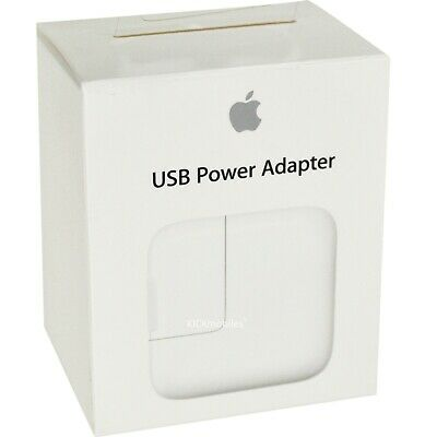MAINS CHARGER 12W USB Power Adapter PLUG iphones ipods ipads