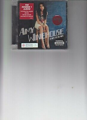 Back  to  black  by  Amy  Winehouse  cd