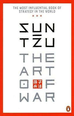 The Art of War by Tzu Sun and John Minford Paperback NEW Book