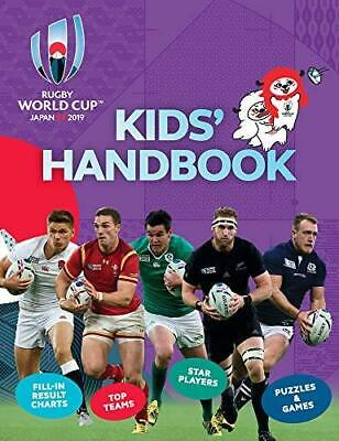 Rugby World Cup 2019 TM Kids' Handbook by Clive Gifford Paperback NEW Book