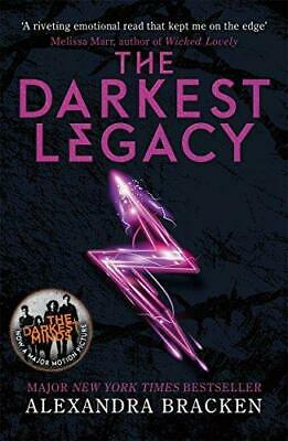 A Darkest Minds Novel: The Darkest Legacy by Alexandra Bracken Paperback NEW Boo