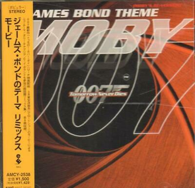 Moby James Bond Theme CD album (CDLP) Japanese promo AMCY-2538 ELEKTRA 1997