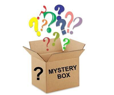Mystery Joblot Box Wholesale Candle Games Clothes Cleaning Toys Xmas Novelty