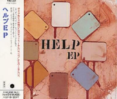 "Various-Indie Help EP CD single (CD5 / 5"") Japanese promo POCD-1204 POLYDOR"