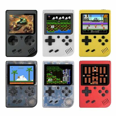 Video Game Console 8 Bit Retro Mini Pocket Handheld Game Player Built-in 168