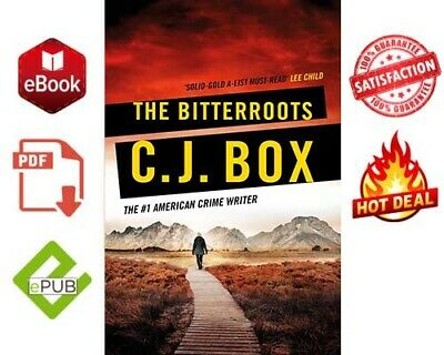 📚THE BITTERROOTS by C.J. Box 📩(E-B00K)📓🎁FAST DELIVERY🎁epub, pdf and mobi 🎁