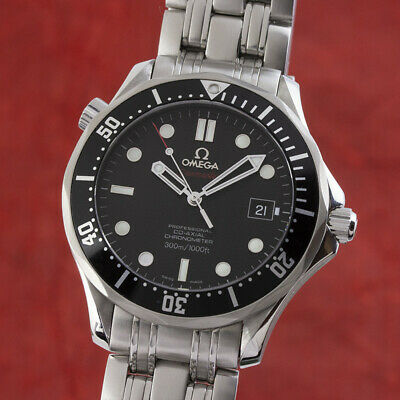 Omega Seamaster 300M Professional Stahl Co-Axial Ref. 168.1630 VP: 3600,- €