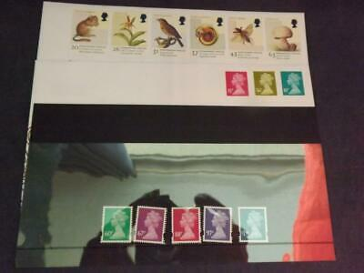 £4.58 mint gummed Machin Definitives £3.72 Unfranked on Covers £8.30 Total FD5H