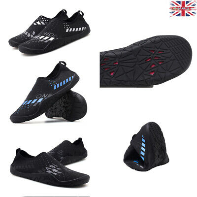 Mens Unisex Water Aqua Socks Shoes Pool Beach Shoes Wet Skin Beach Swim Surfing