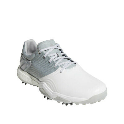 Adidas Adipower 4Orged Golf Shoes Silver/White - Choose Size & Width