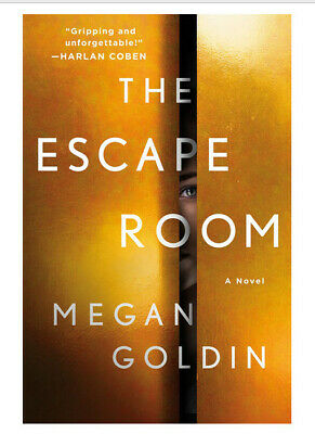 The Escape Room Megan Goldin (EPUB&PDF&MOBI) FAST DELIVERY!!!