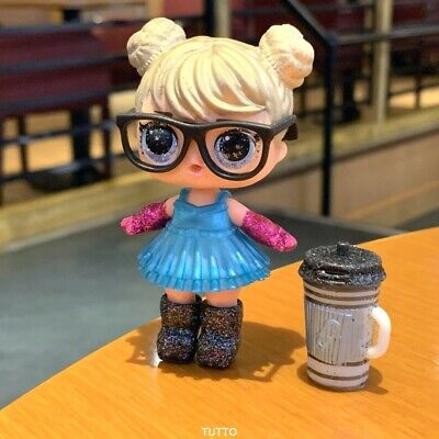 LOL Surprise Big Sister Glam Glitter Curious QT dolls  dress as Pic.