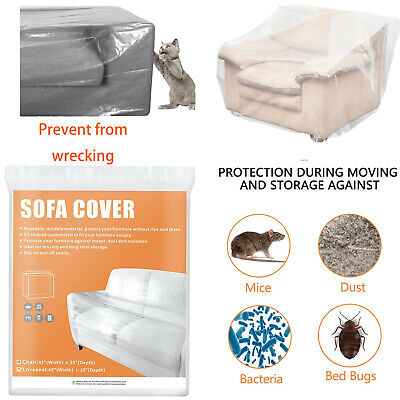 Excellent Plastic Couch Sofa Cover Pet Dog Cat Scratch Protector Claw Gamerscity Chair Design For Home Gamerscityorg