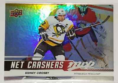 2019-20 Upper Deck MVP Net Crashers