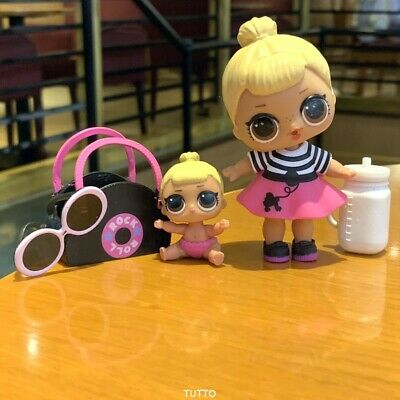 BIG SISTER & PET & LIL LOL Surprise LiL Sisters SIS SWING dolls GIRL GIFT