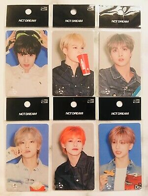 (Pre-Order) Nct Dream We Boom Cashbee Photo Card Sm Town Official Goods