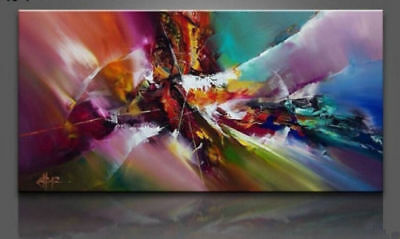 LMOP227 large decor art modern abstract hand-painted OIL PAINTING on CANVAS