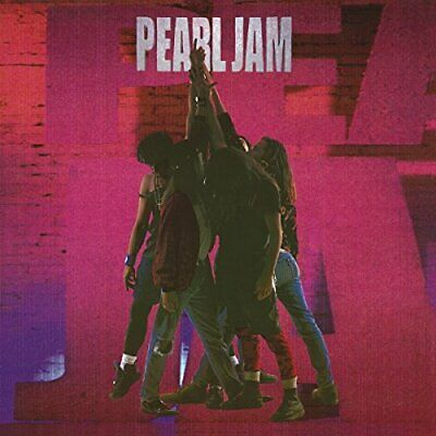 Ten 180 gram Pearl Jam Discs 1 1991 grunge classic original artwork Vinyl NEW