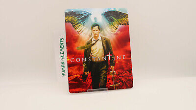 CONSTANTINE - Lenticular 3D Flip Magnet Cover FOR bluray steelbook