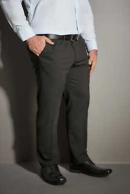 Jp 1880 Mens Big And Tall Comfort Fit Suit Trousers