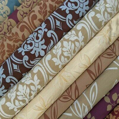 WHOLESALE Floral Curtain Fabric Upholstery Blinds Cushions Sewing Crafts JOB LOT