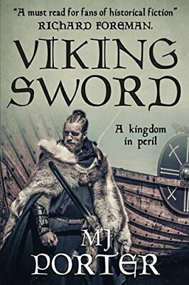 Viking Sword (The Earls of Mercia Series) by Porter, MJ Book The Cheap Fast Free