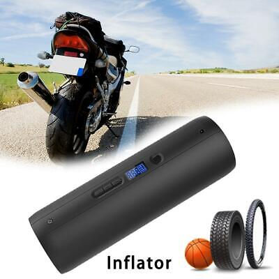 Portable Electric Pump Air Compressor Rechargeable Air Inflator for Car Ball