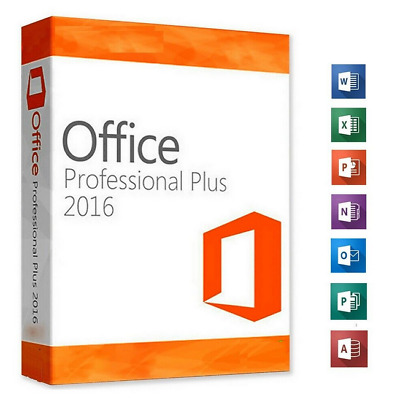 Microsoft Office 2016 Professional plus activation key