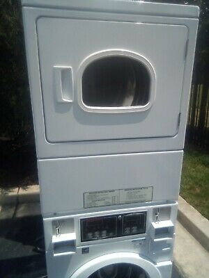 COMMERCIAL SPEED QUEEN Washer And Dryer Coin Box With Key